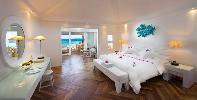 Beach Junior Suite, Diamonds Thudufushi Island Resort