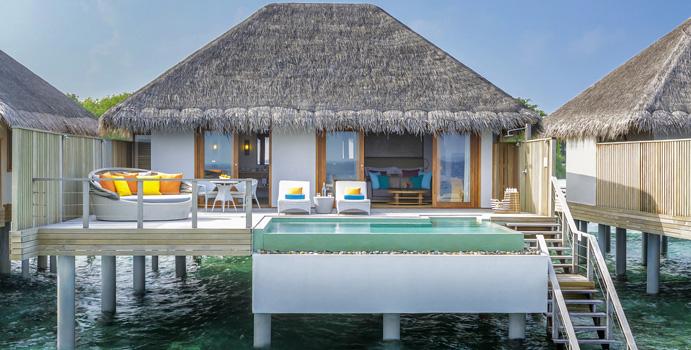 Ocean Villa mit Pool, Dusit Thani