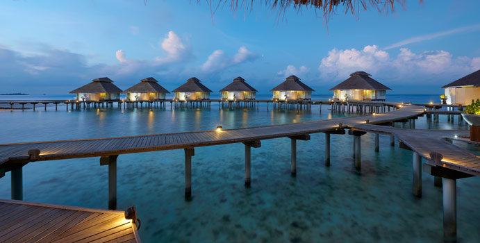 Water Bungalow, Ellaidhoo Maldives by Cinnamon
