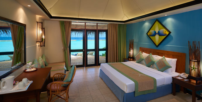 Beach Bungalow, Ellaidhoo Maldives by Cinnamon