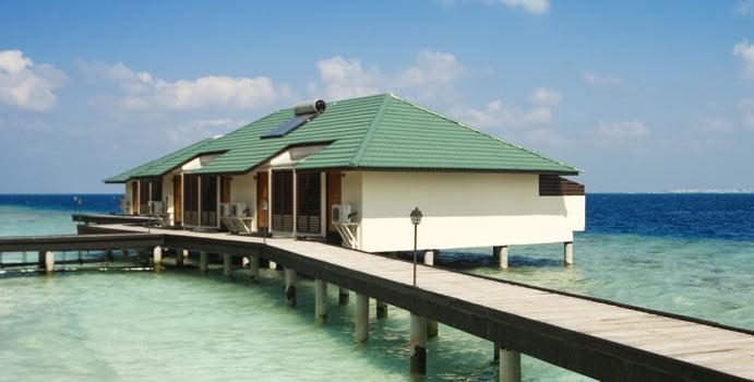 Water Villa, Embudu Village