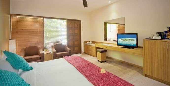 Seaview Sky Room, Eriyadu Island Resort