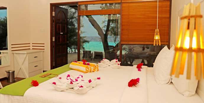 Garden Villa, Eriyadu Island Resort