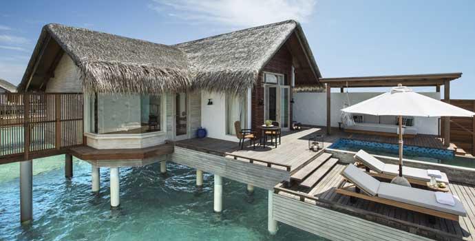 Grand Water Sunset Villa, Fairmont Maldives Sirru Fen Fushi