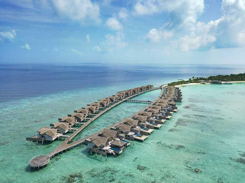 Water Villas, Fairmont Maldives Sirru Fen Fushi