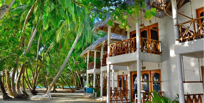 Comfort Room, Fihalhohi Island Resort