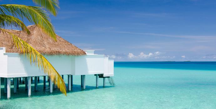 Ocean Pool Villa, Finolhu