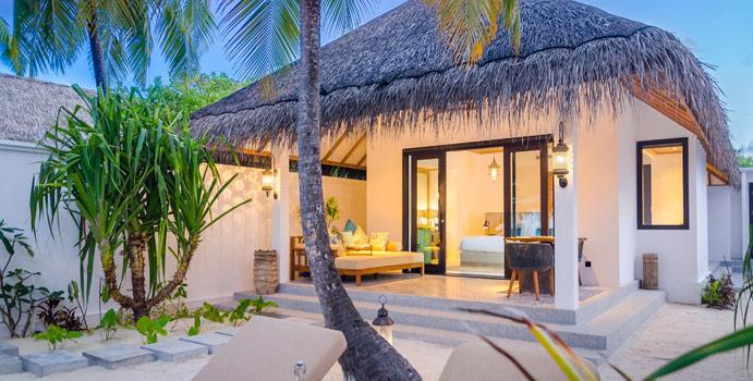 Beach Villa, Finolhu