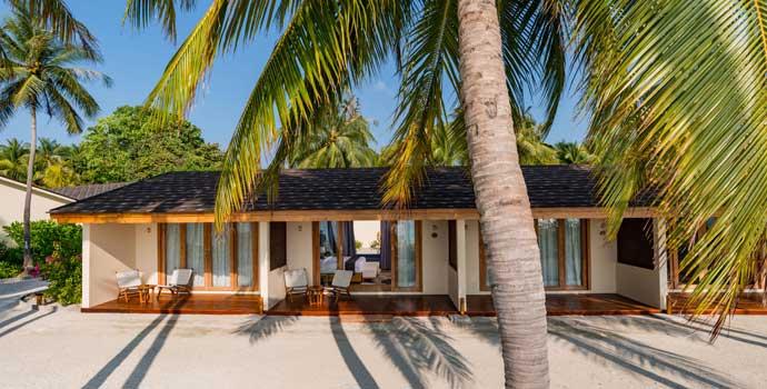 Pool Villa, Fiyavalhu Maldives