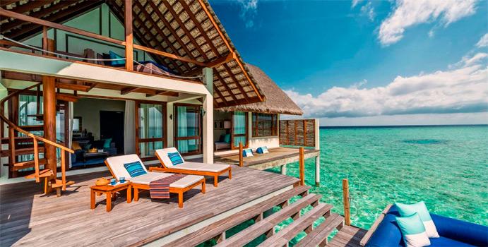 Sunrise Water Villa, Four Seasons Resort Maldives