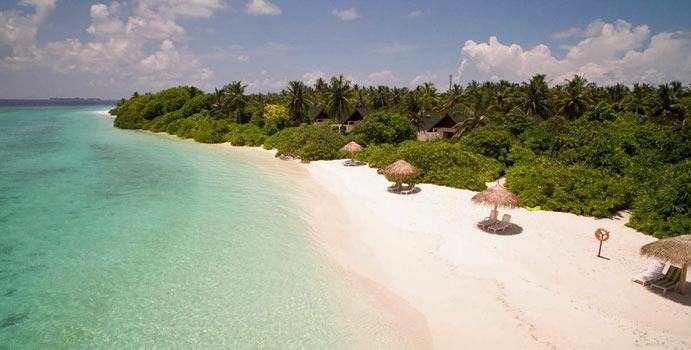 Beach Villa, Furaveri Maldives