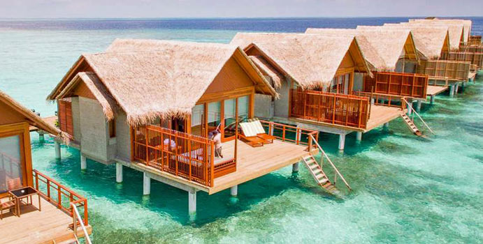 Water Villa, Furaveri Island Resort & SPA