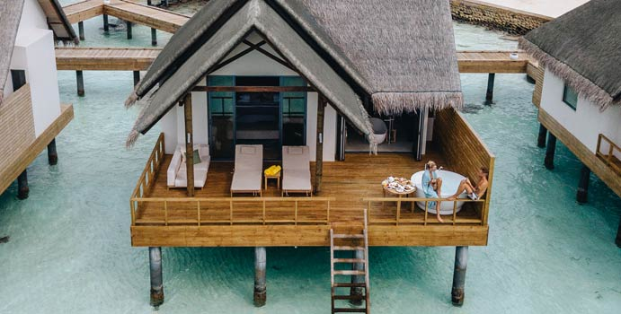 Water Villa, Fushifaru Maldives