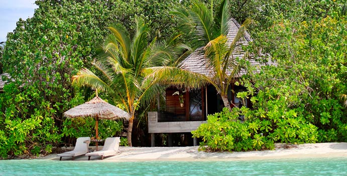 Beach Villas, Gangehi Island Resort