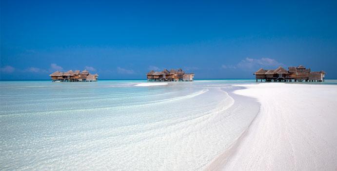 Crusoe Residence, Gili Lankanfushi