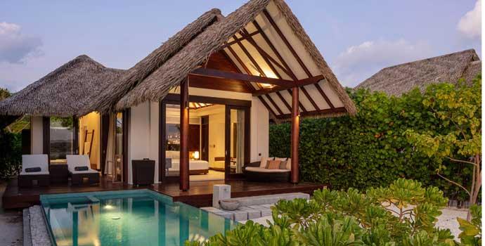 Beach Pool Villa, Heritance Aarah