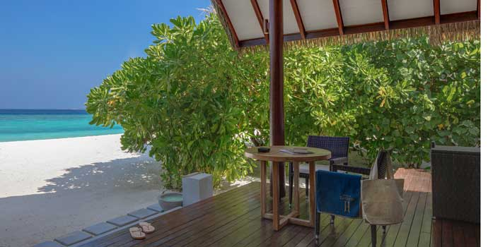 Beach Villa, Heritance Aarah