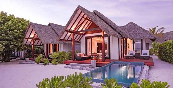 Family Pool Beach Villa, Heritance Aarah