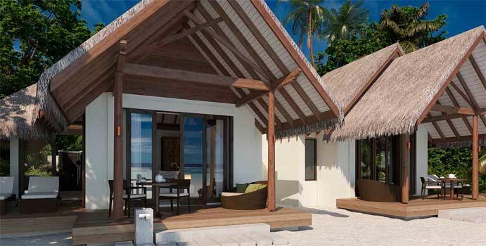 Family Beach Villa, Heritance Aarah