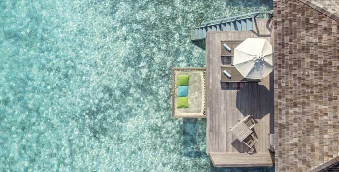 Romantic Ocean Villa, Hurawalhi Island Resort