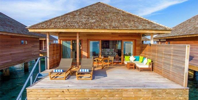 Ocean Villa, Hurawalhi Island Resort