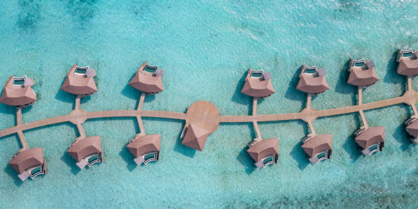 Neu 2019: InterConti Maldives