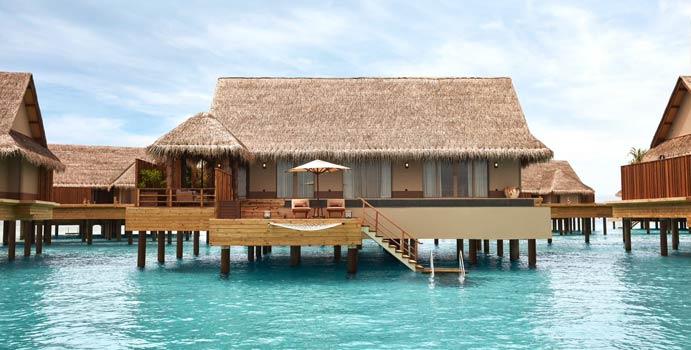 Water Villa with Pool, JOALI Maldives