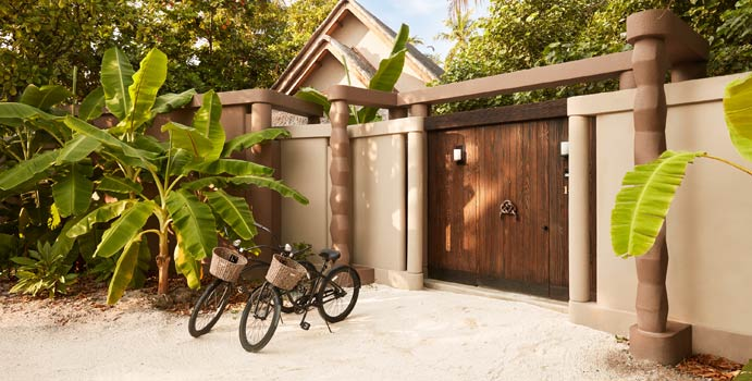 Eingang, Beach Villa with Pool, JOALI Maldives