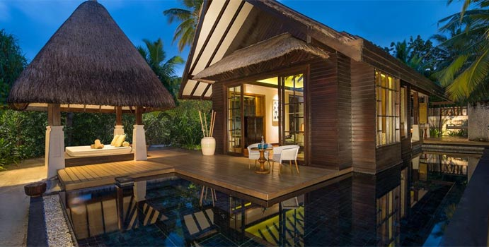 Beach Villa with Pool Sunrise, Jumeirah Vittaveli