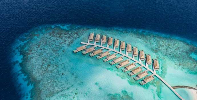 Ocean Pool Villa, Kagi Maldives SPA Island