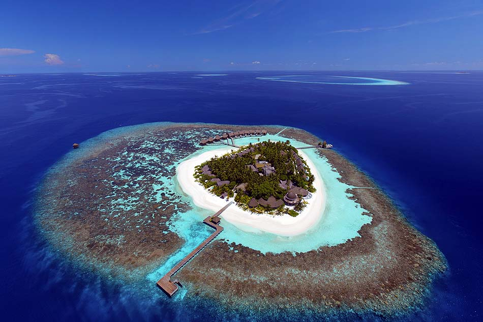 Drohnenaufnahme | Kandolhu Maldives