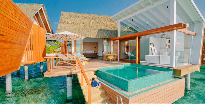 Ocean Pool Villa, Kandolhu Maldives