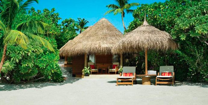 Beach Villa, Kanuhura Maldives