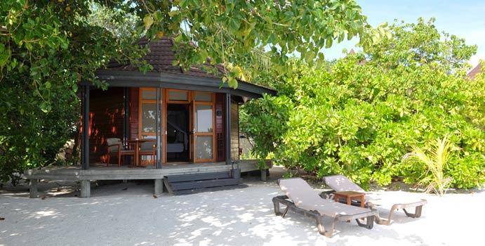 Beach Villa, Komandoo Island Resort