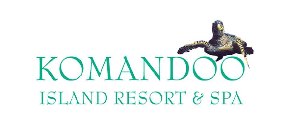 Logo, Komandoo Island Resort, Maldives