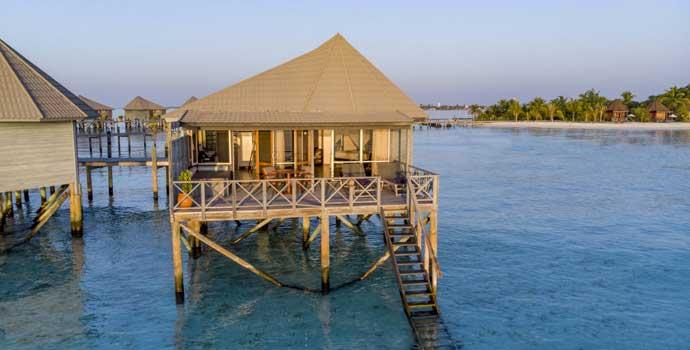 Ocean Jacuzzi Water Villa, Komandoo Island Resort