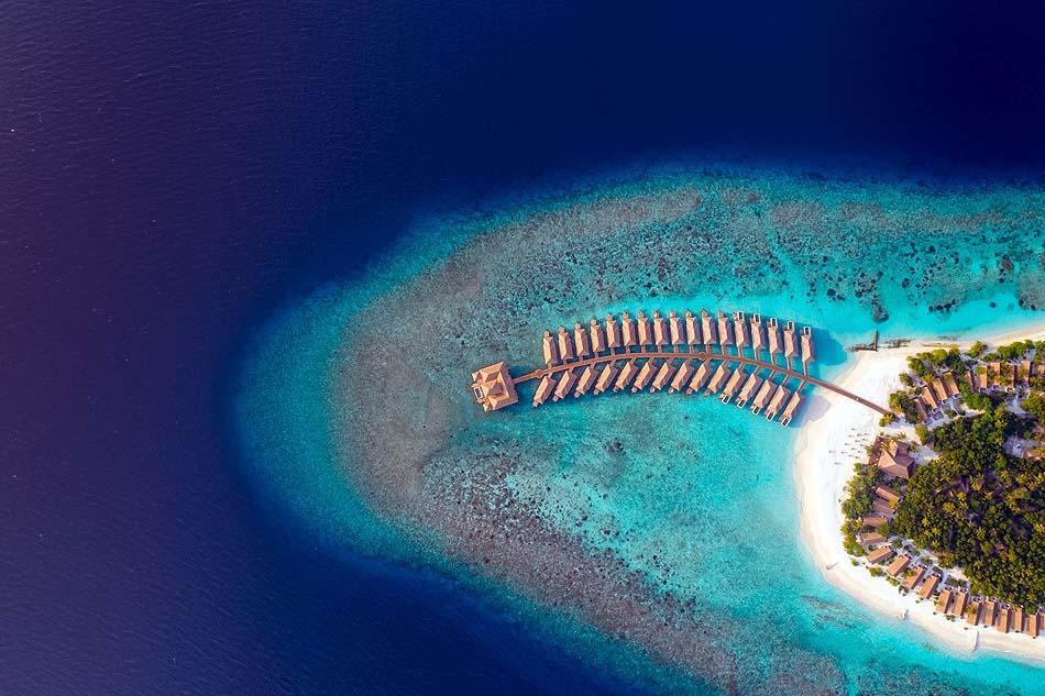 Water Villas, Kudafushi Resort & Spa