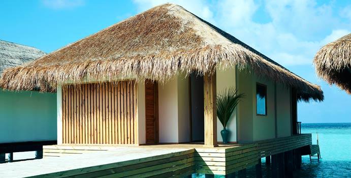 Water Villa, Kudafushi Resort & Spa