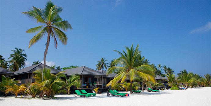 'O' Beach Villa, Kuredu Island Resort