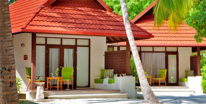 Deluxe Bungalow, Kurumba Maldives