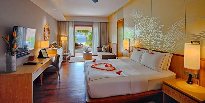 wohnen Beach Suite, Lily Beach Resort & Spa