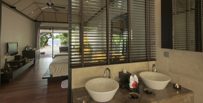 Beach Villa, Lily Beach Resort & SPA