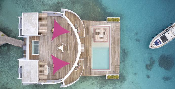 Water Villa, LUX* North Male Atoll