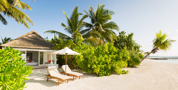 Beach Villa, LUX South Ari Atoll