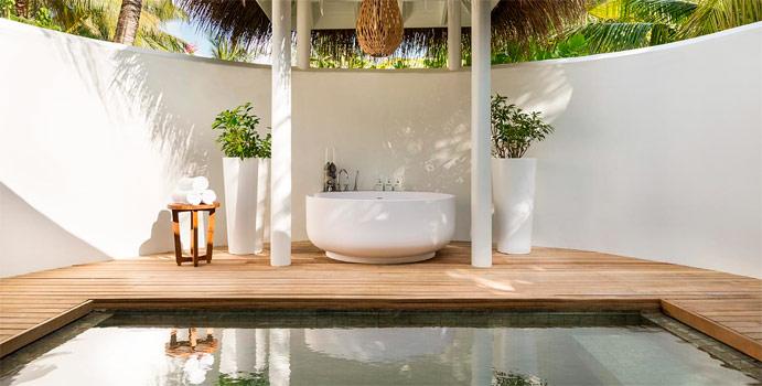 Pool, Beach Pool Villa, LUX South Ari Atoll