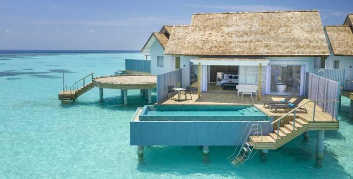 Water Pool Villa, LTI Maafushivaru