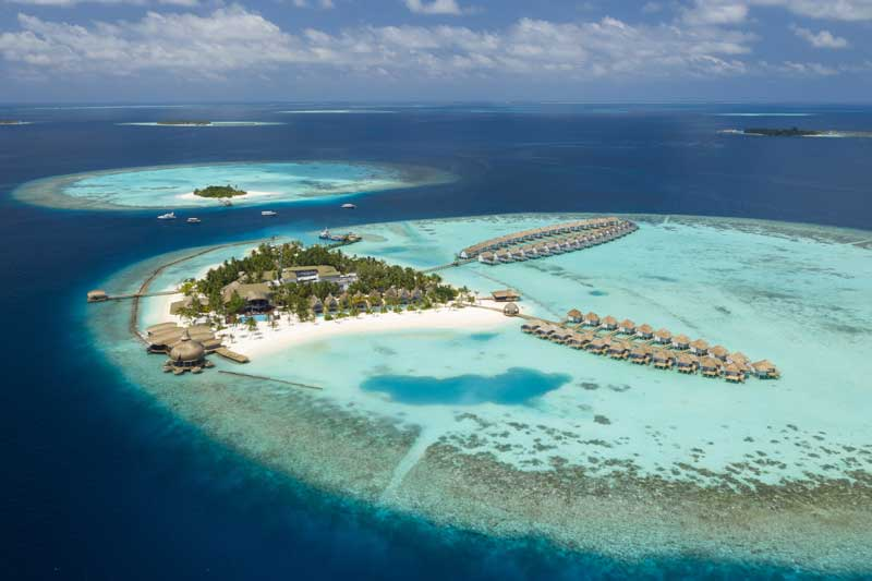 Luftaufnahme, LTI Maafushivaru