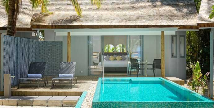 Beach Pool Villa, LTI Maafushivaru