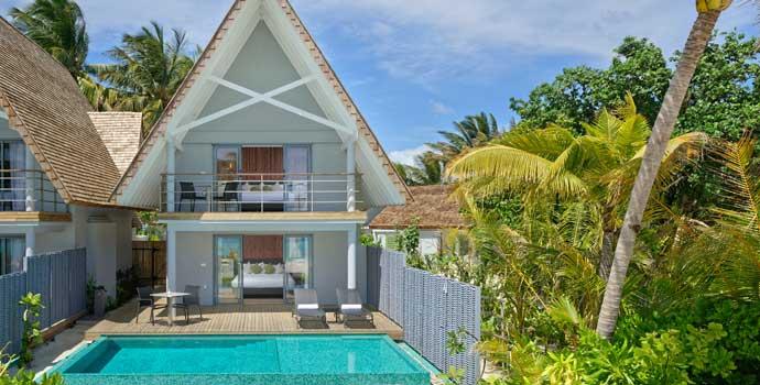 Duplex Pool Villa, LTI Maafushivaru