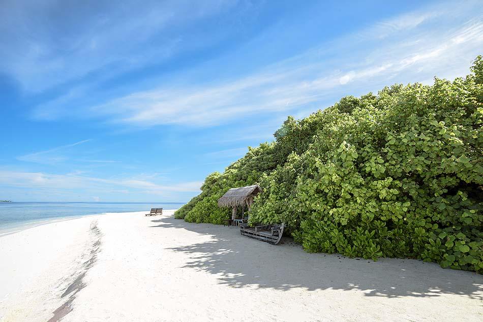 Strand I Makunudu Island Resort